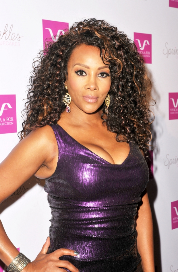 Vivica A. Fox's Fabulous 50th Birthday Party - Arrivals