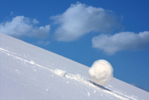 momentum snowball