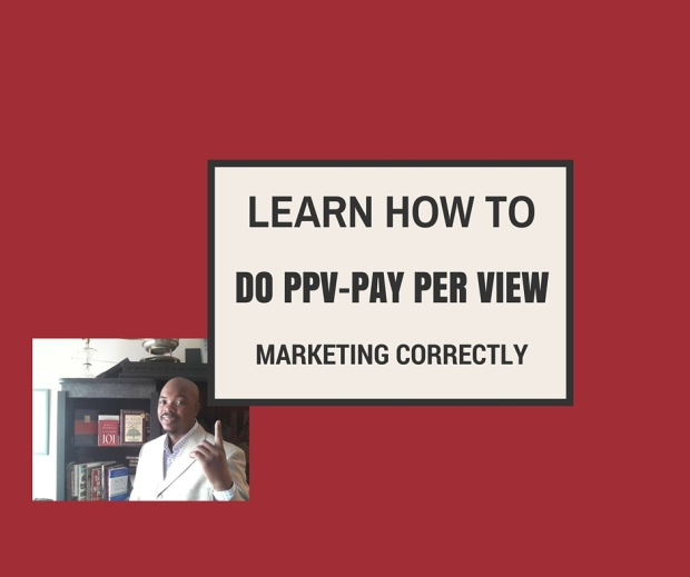 LEARN HOW TO DO PPV-1
